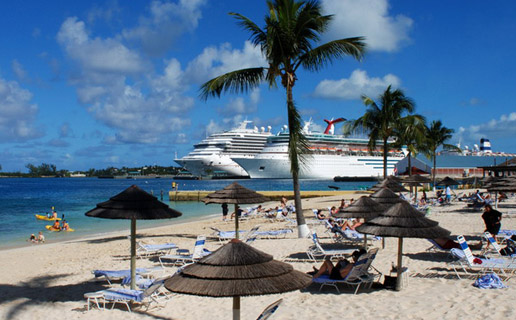 Honeymoon droomcruise Bahamas