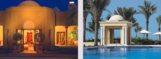 Uw honeymoon in stijl in het Residence and Spa at One and Only Royal Mirage.