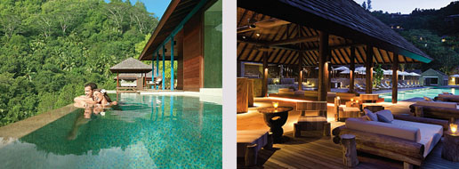 Een schitterende honeymoon in het Four Seasons Resort Seychelles.